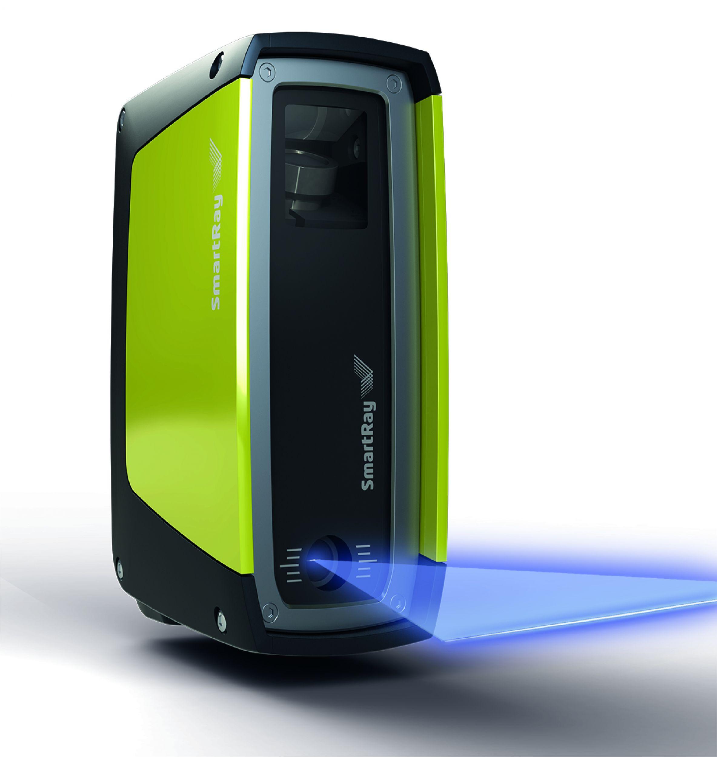 3D-Sensor mit 36mm Sichtfeld