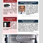 150. Ausgabe des inVISION Newsletter
