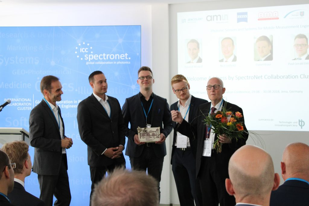 (Bild: SpectroNet - Technologie- und Innovationspark GmbH)