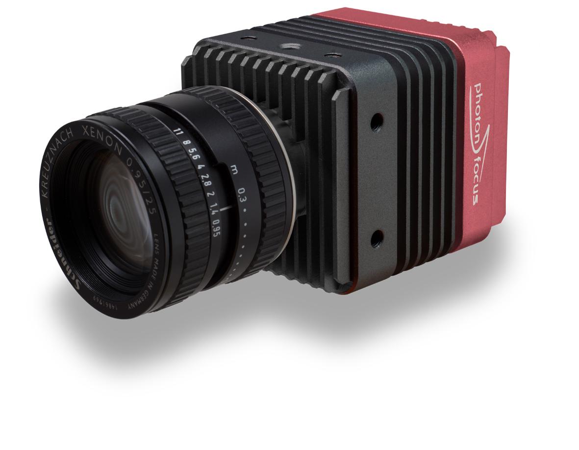 Bereit für die Industry 4.0 mit der neuen CMOS-Kamera-Plattform MV4!