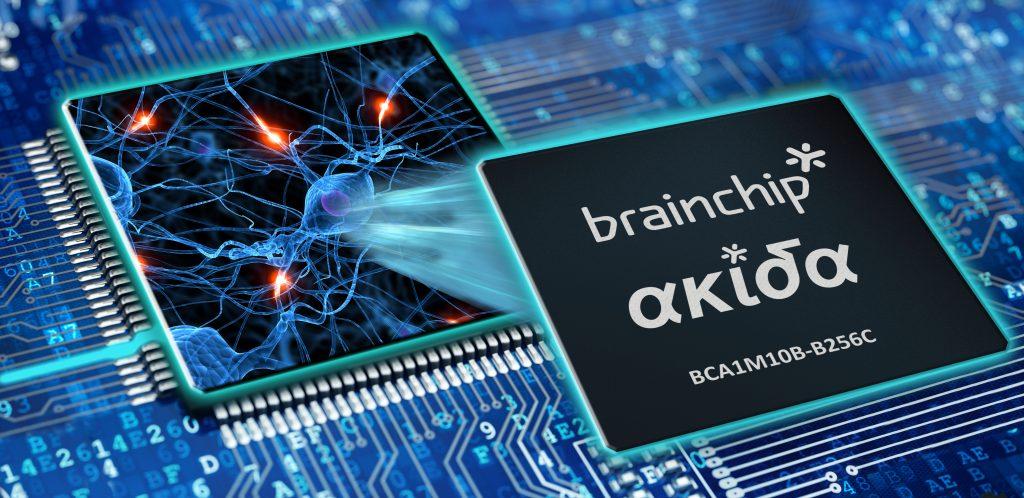 Jeder Akida NSoC weist 1,2Mio. Neuronen und 10Mrd. Synapsen auf, was eine 100x bessere Effizienz mit sich bringt, als bei neuromorphen Testchips von Intel und IBM. Der NSoC wurde für den Einsatz als eigenständiger Embedded-Beschleuniger oder Co-Prozessor entwickelt. (Bild: BrainChip Holdings Ltd.)