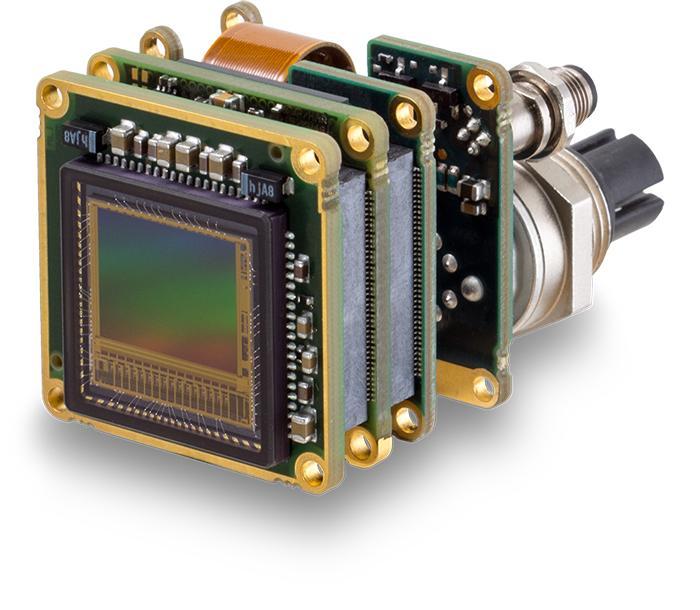 3D-Kameras mit LineFinder IP-Core