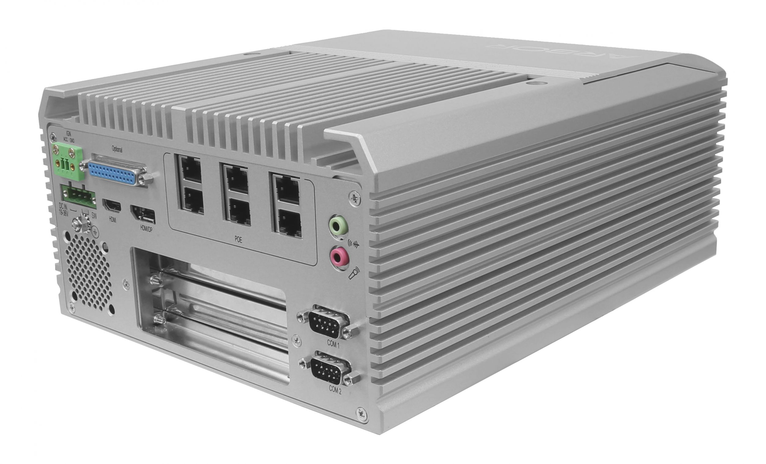 Vision Controller with 6GbE PoE