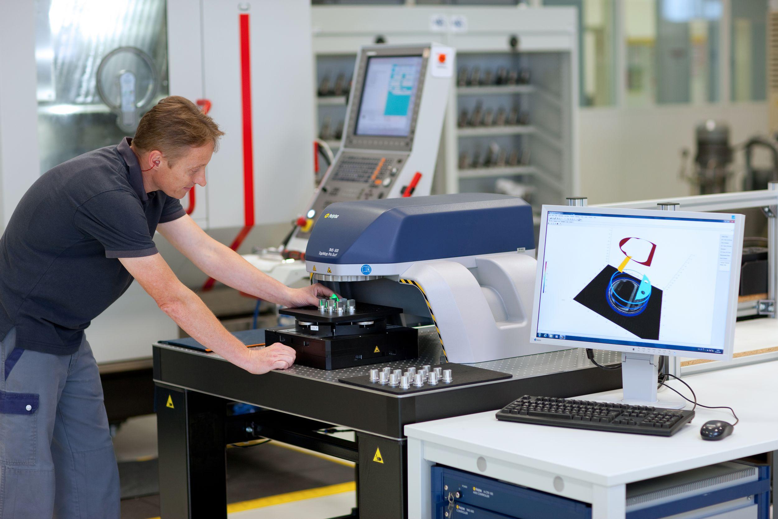 Optische Oberflächenmesstechnik dient der zuverlässigen Unterscheidung zwischen IO/NIO-Bauteilen. Um die verschiedenen Geräte- und Verfahrensspezifikationen miteinander vergleichen zu können, hilft die Initiative ´Faires Datenblatt´. (Bild: Polytec GmbH)
