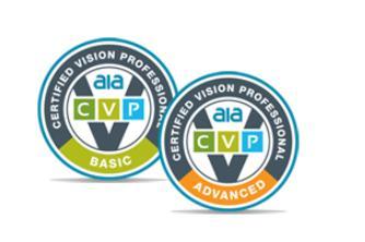 Certified Vision Professional auf der Vision