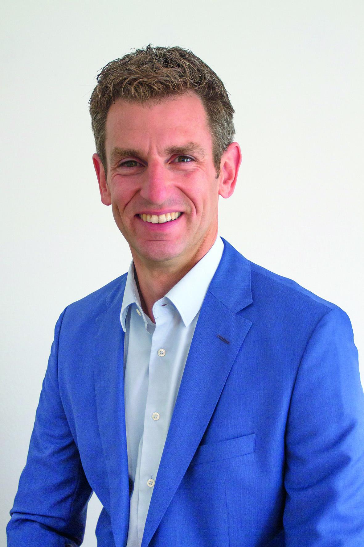 Neuer Bereichsleiter Food bei Bosch