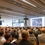 Volles Haus beim Heidelberger BV-Forum