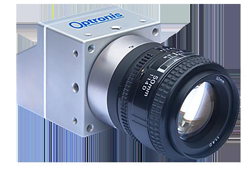 Highspeed-Kamera mit CXP-12-Schnittstelle