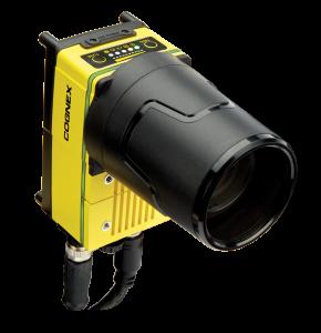 Bei der Zeilenkamera Cognex In-Sight 9902L führt ein interner Prozessor die einzelnen Zeilen zu einem 2D-zusammen. (Bild: Cognex Germany Inc.)