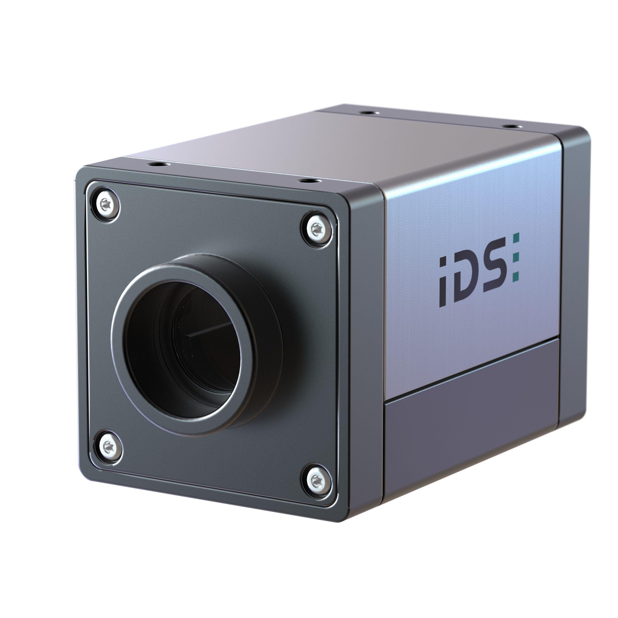 10GigE Highspeed-Kamera mit PoE