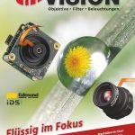 inVISION ePaper 'Objektive & Beleuchtungen'