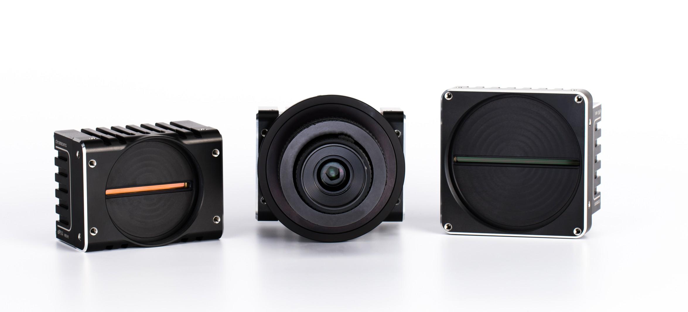 Zeilenkamera mit Dual 10GigE