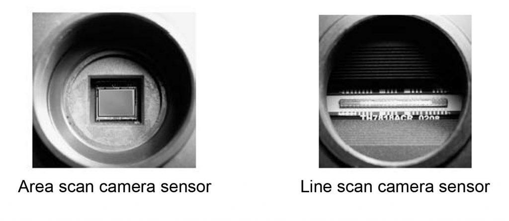 . Flächenscan- und Linienscan-Sensor für industrielle Anwendungen (Bild: Cognex Germany Inc.)