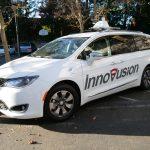 Innovusion liefert erstes Lidar-System für autonome Fahrzeuge