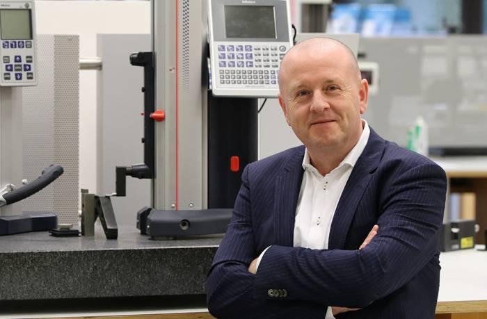 Henk Slotboom übernimmt Führung von Mitutoyo Benelux