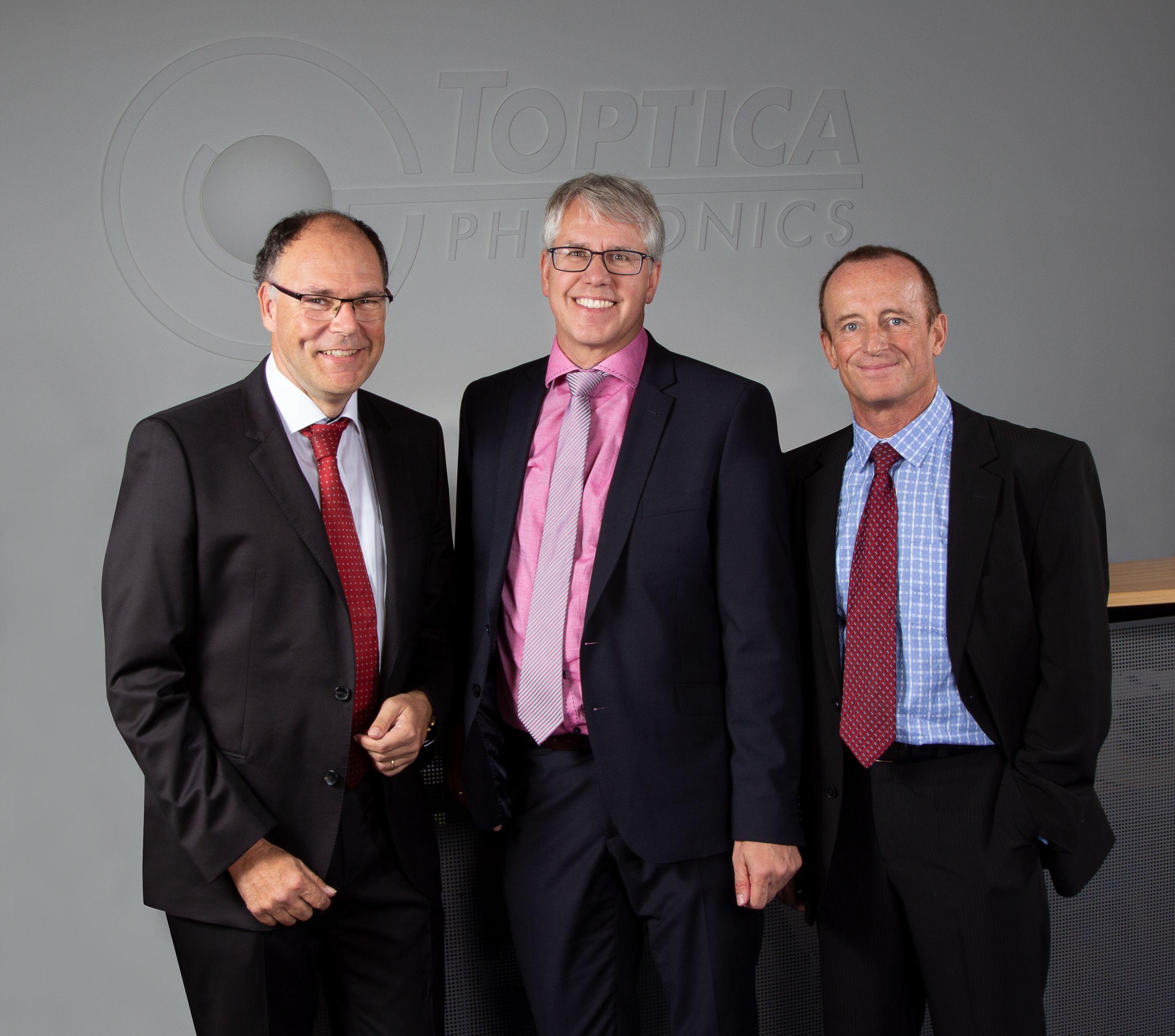 Toptica erweitert Vorstand