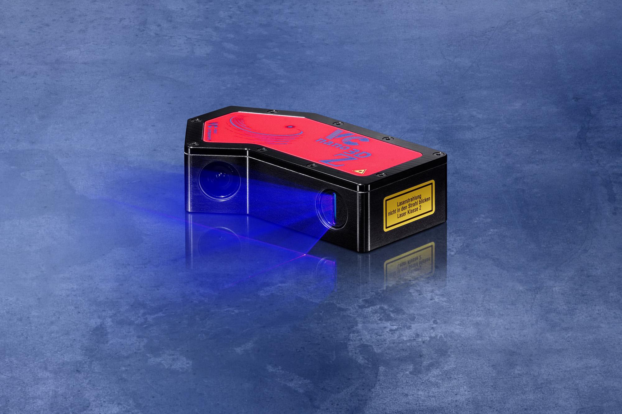 Optimale Sichtbarkeit im 3D-Lichtschnitt