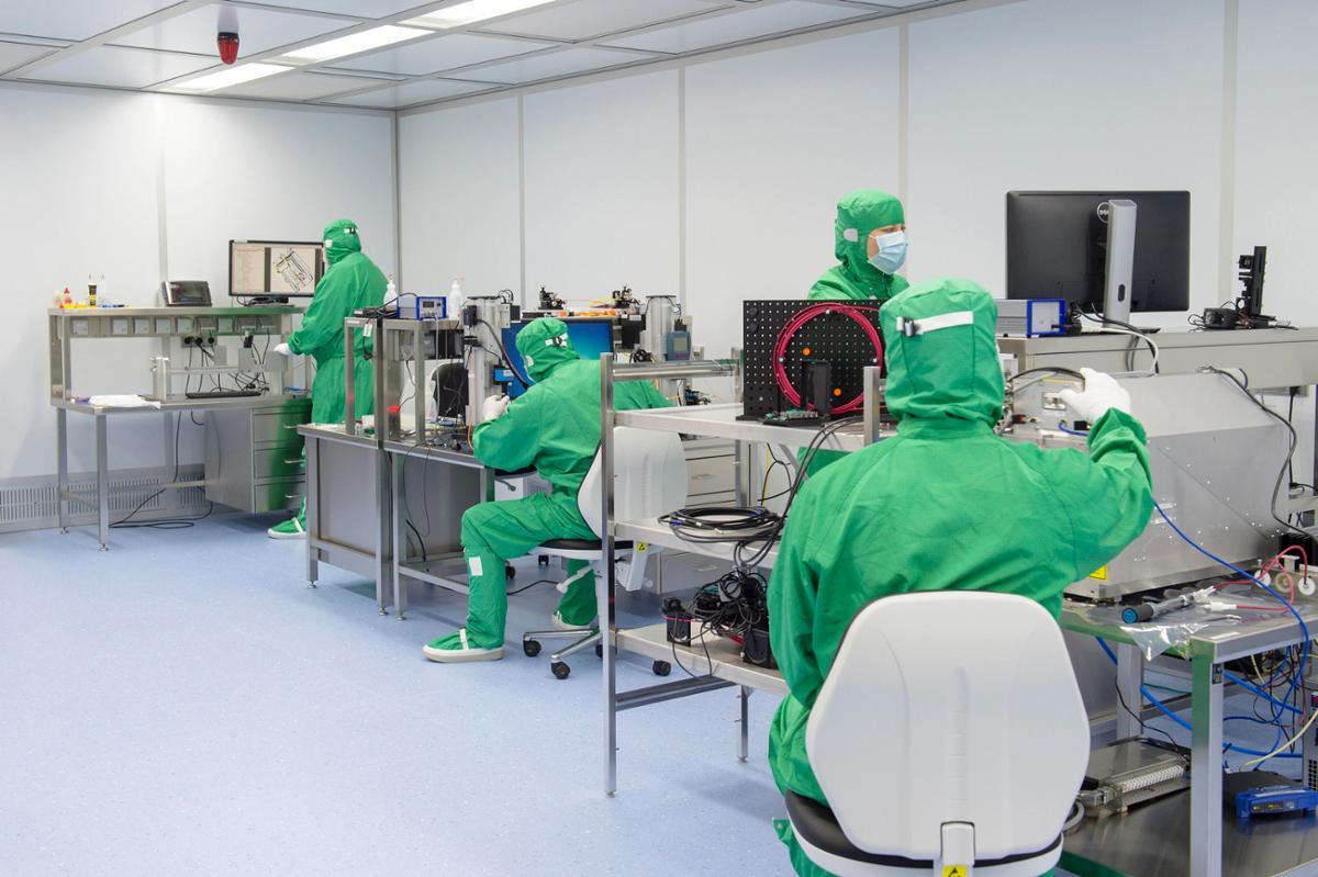 Qioptiq erweitert Produktionskapazitäten