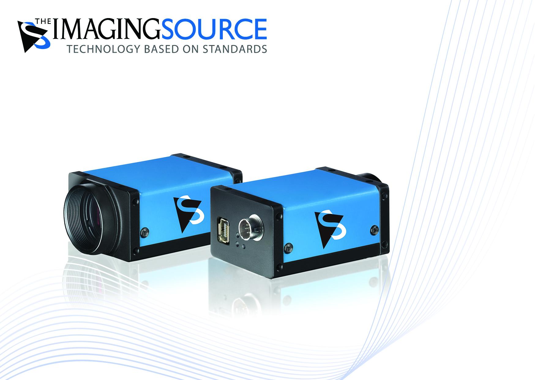 GigE Vision Industrie Zoomkameras mit Motor-/Autofokus sowie die neuen USB3.1 Autofokusmodelle. (Bild: The Imaging Source Europe GmbH)
