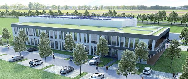 Visiontools mit neuem Hauptsitz