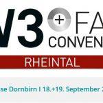 W3+ Fair expandiert ins Rheintal