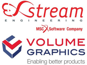 Bild: Volume Graphics GmbH / e-Xstream Engineering