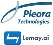 Bild: Pleora Technologies Inc. / Lemay.ai Inc.