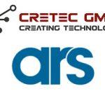 Cretec neuer Distributor für ARS
