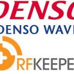 Kooperation Denso Wave und RFKeeper