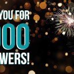 Über 1.000 inVISION LinkedIn Follower