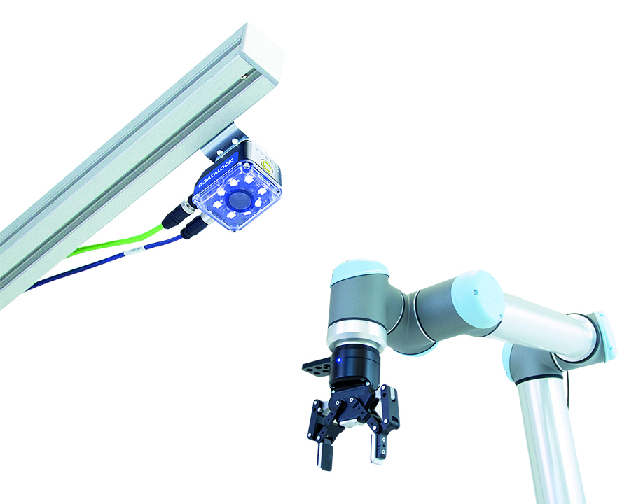 2D-Robotersteuerung mit UR Cap Plugin