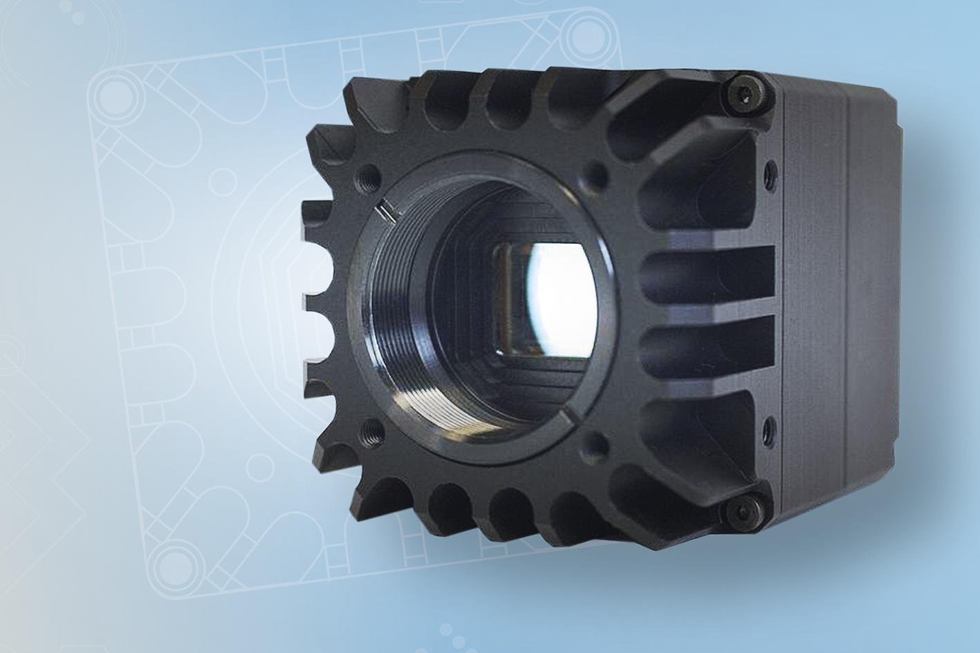 SWIR-Kamera mit Dual-Mode InGaAs Sensor
