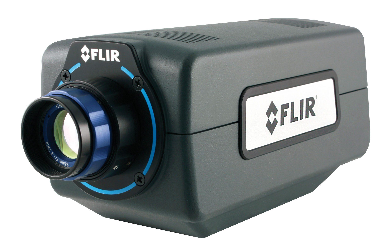 SWIR-Kameras von 0,6 bis 1,7µm