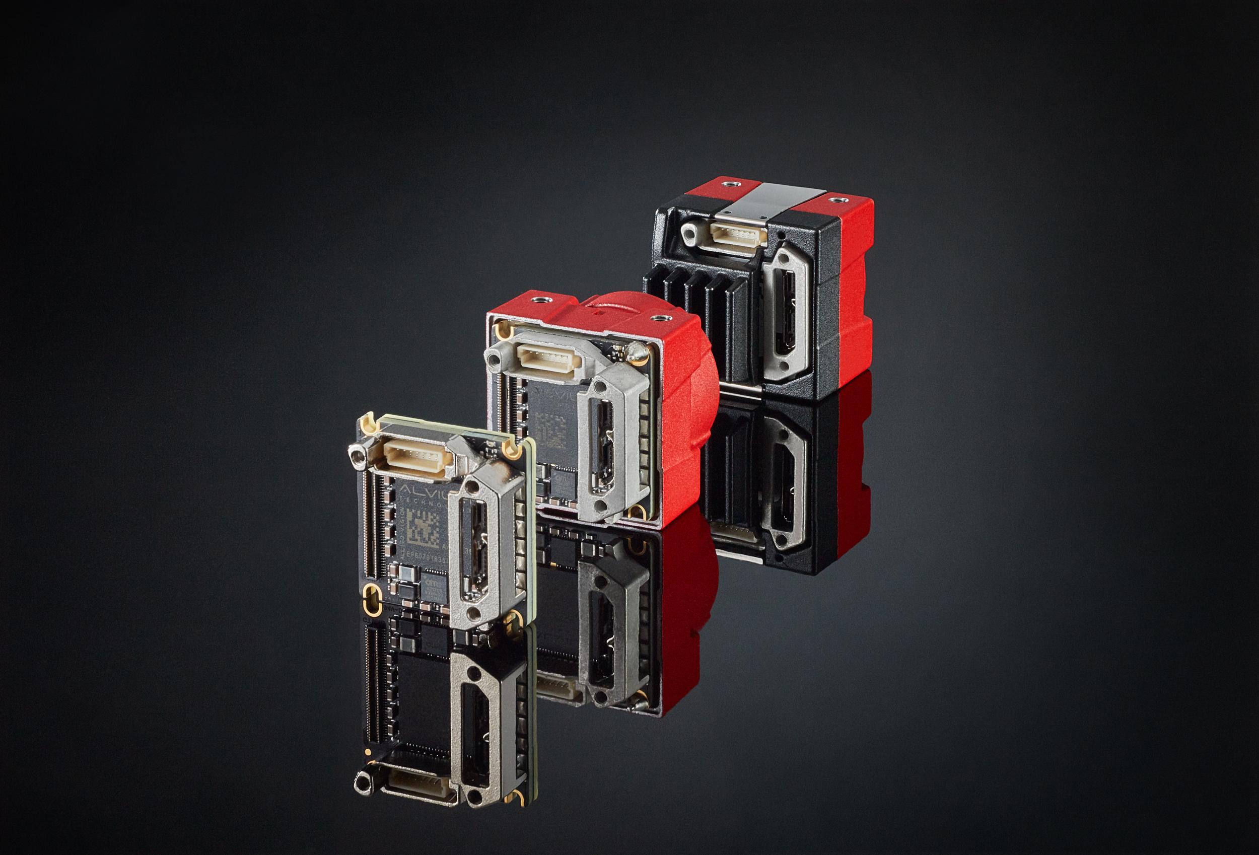 5,1MP NIR-Kamera mit 67fps
