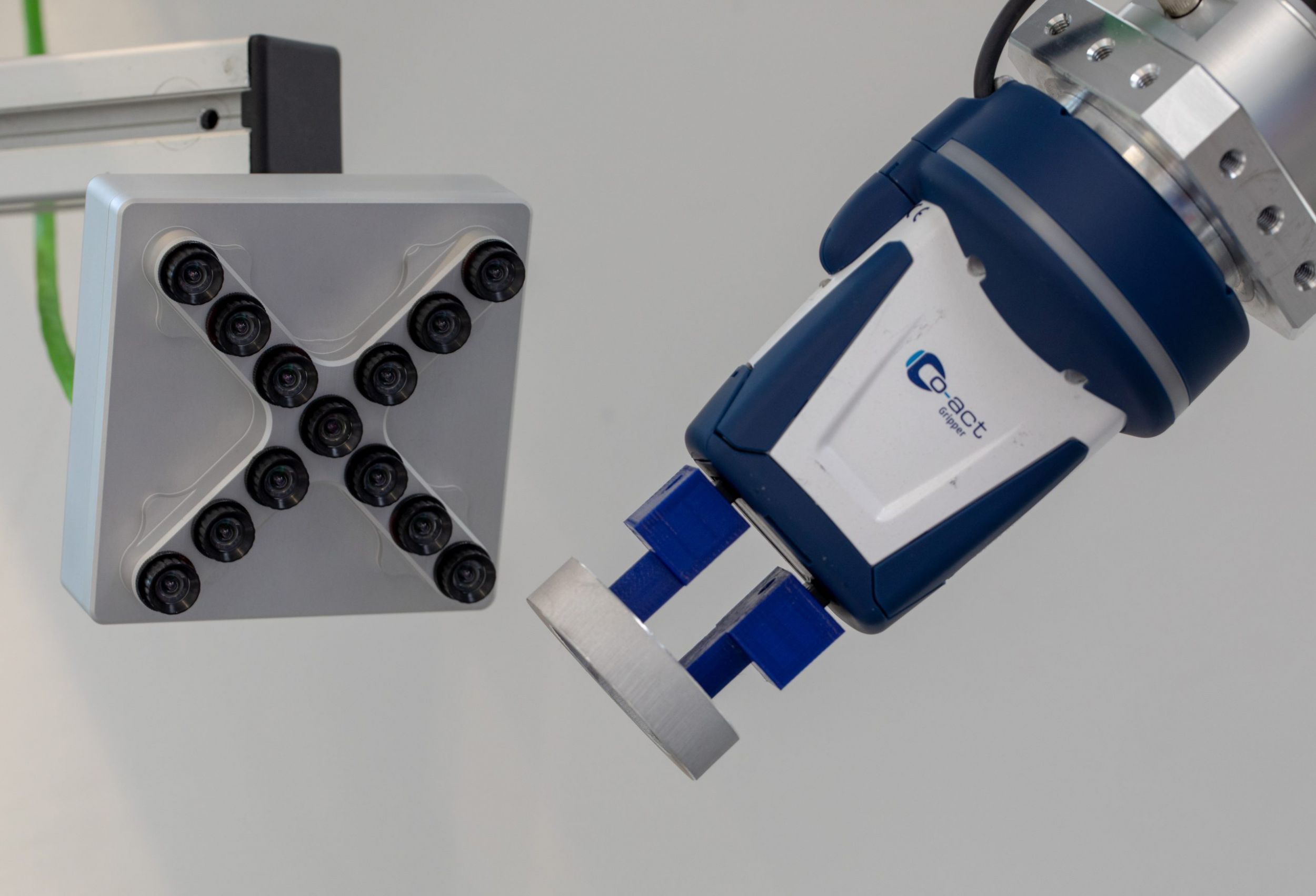 Lichtfeldbasierte Technologie mit intelligenter Software