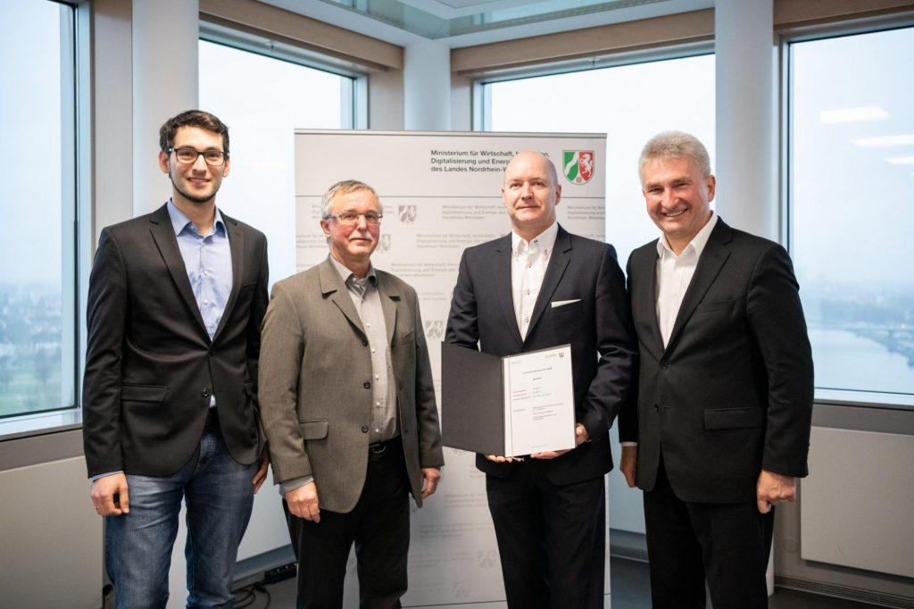 ©MWIDE NRW / M. Hermenau (Bild: RIF Institut für Forschungund Transfer e.V.)