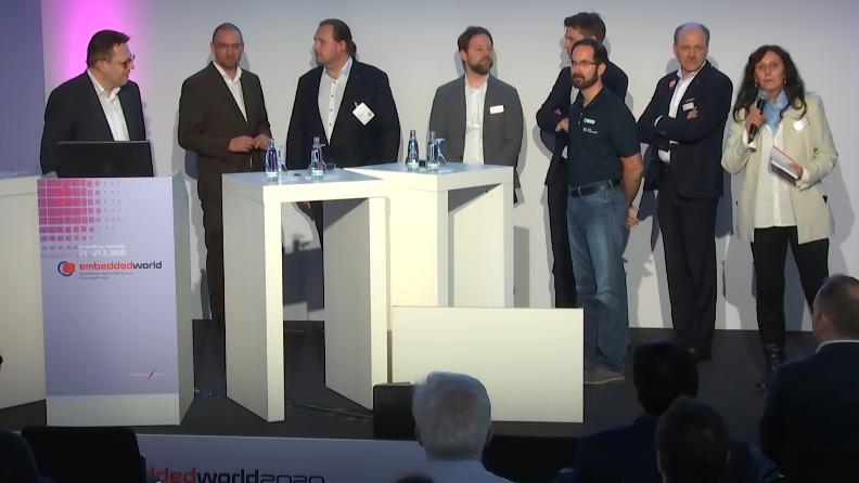 Video: Embedded Vision everywhere!?