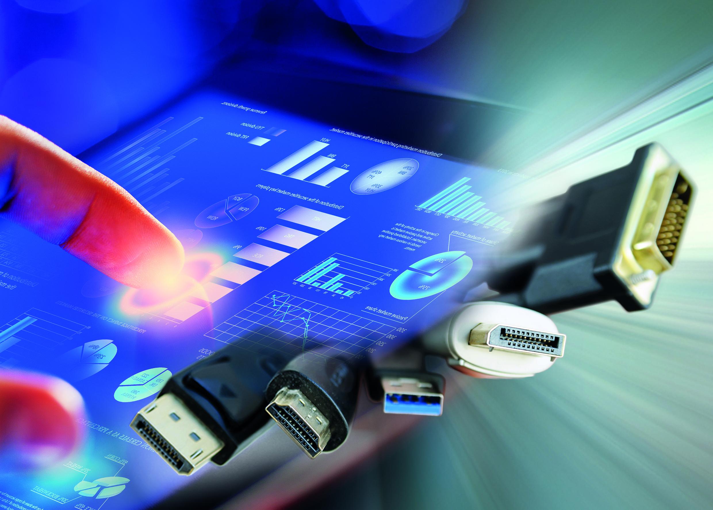 Neue USB-Version ermöglicht Datenraten bis zu 40Gbps