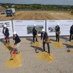Neues Qioptiq Produktionsgebäude in Göttingen
