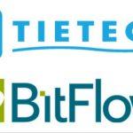 Vertriebsvereinbarung BitFlow und Tietech