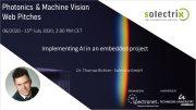 Bild: SpectroNet - c/o Technologie- und Innovationspark Jena GmbH / Solectrix GmbH