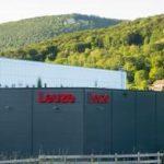 Neues Leuze Distributionszentrum