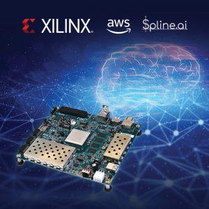 (Bild: Xilinx Inc. / Spline.AI / Amazon Web Services, Inc.)