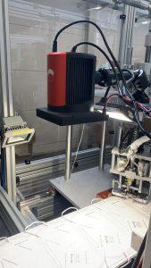 Autonome Bildverarbeitung zur Prüfung von FFP2-Schutzmasken