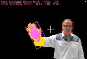 Video: Gestensteuerung von Robotern