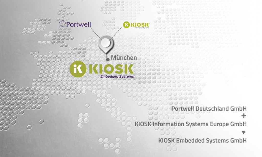 (Bild: Portwell Deutschland GmbH / KIOSK Embedded Systems GmbH)