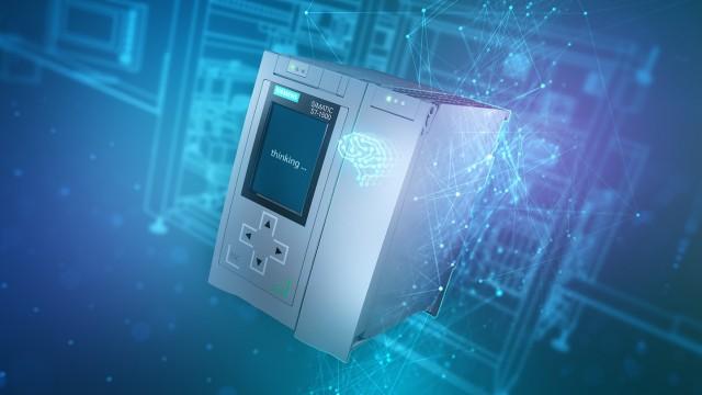 Das S7-1500 TM NPU Modul erhält seine Funktion durch Bereitstellung eines trainierten neuronalen Systems auf einer SD-Karte und ist mit einer USB 3.1-Schnittstelle sowie einem GigE-Port ausgestattet. (Bild: Siemens AG)