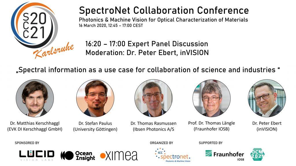 (Bild: SpectroNet - International Collaboration Cluster)