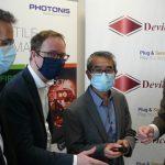 Device-Alab schließt sich Photonis Group an