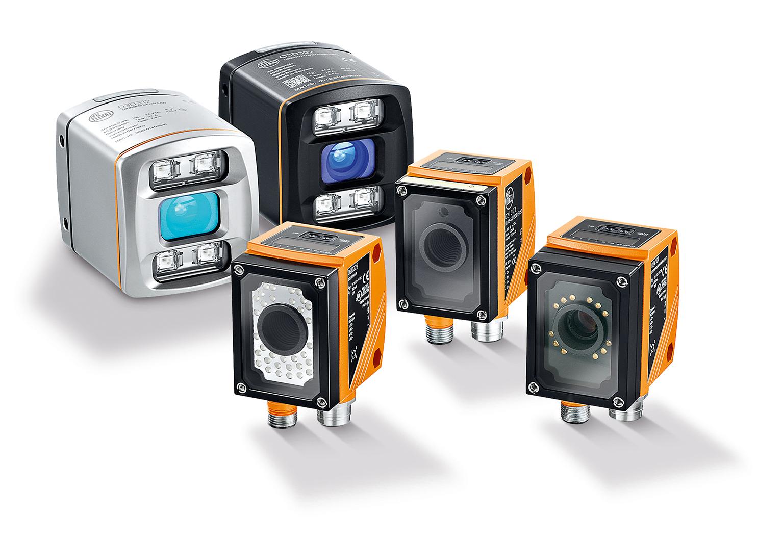 Bild 2   Mit verschiedenen 2D- und 3D-Kameras bietet ifm ein breites Produktportfolio für die unterschiedlichsten industriellen Anwendungen. (Bild: IFM Electronic GmbH)